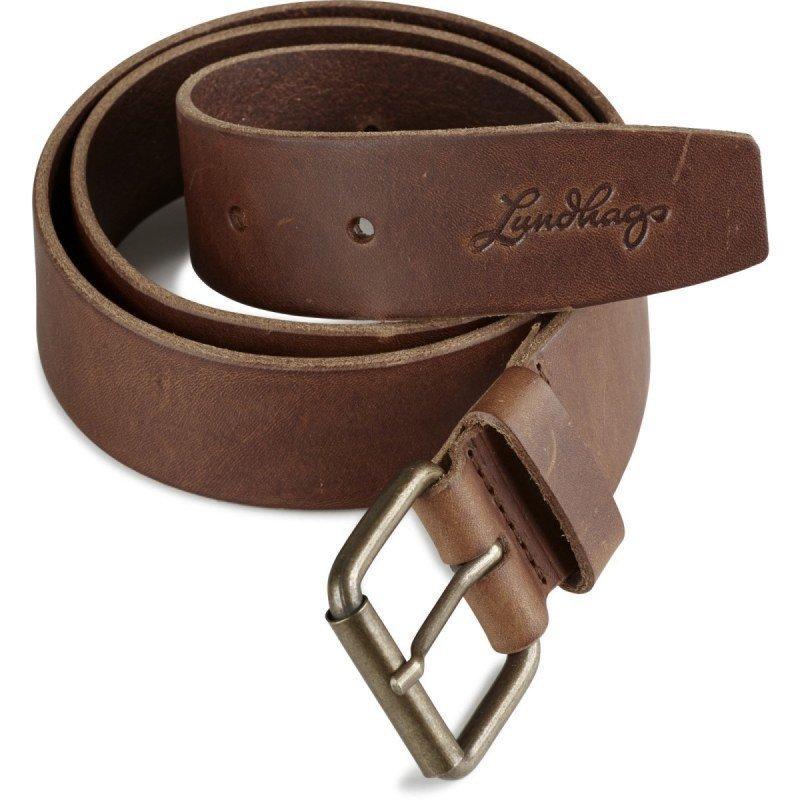 Lundhags Logger Belt 35mm 100 Brown