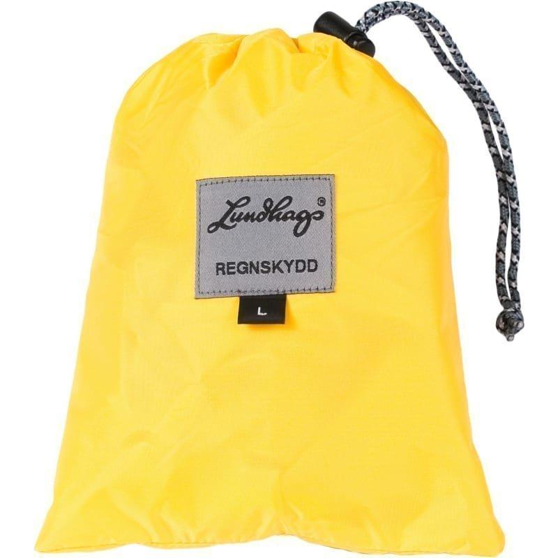 Lundhags Raincover S Yellow