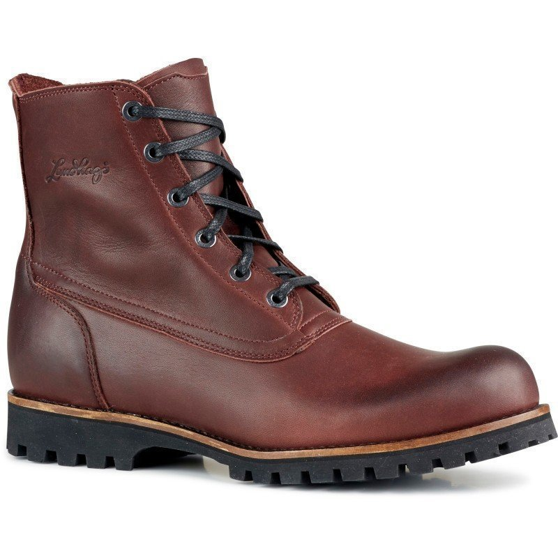 Lundhags Tanner Boot 38 Burgundy