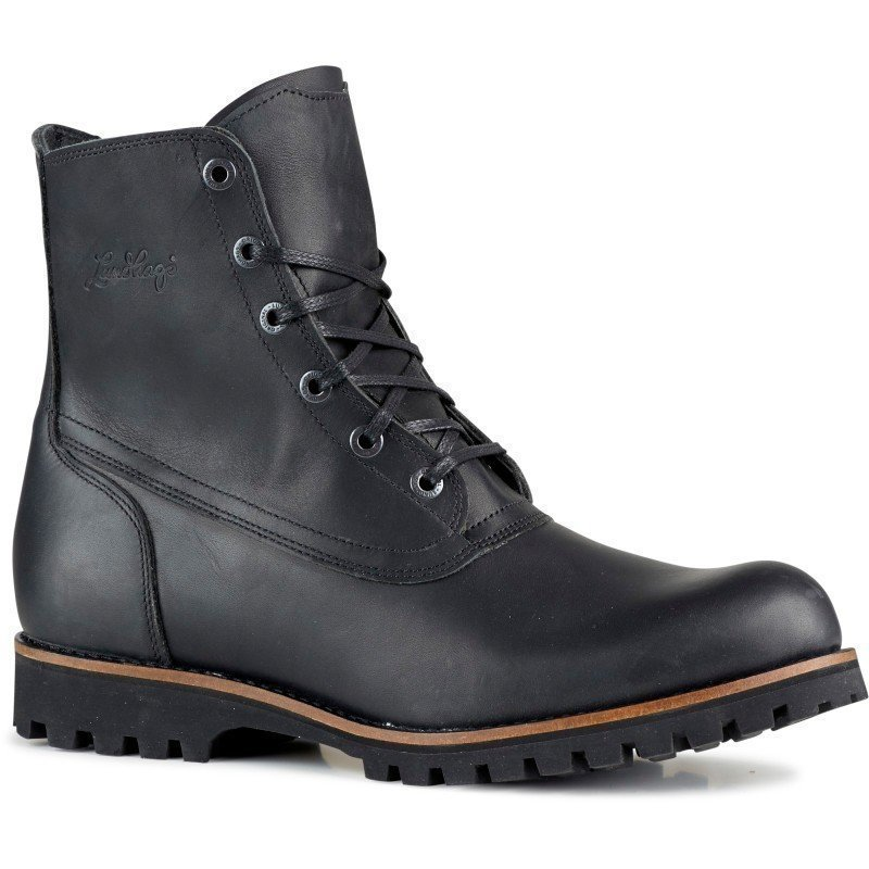 Lundhags Tanner Boot 39 Black