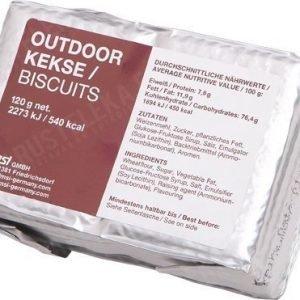 MSI Outdoor biscuits keksejä 120 g