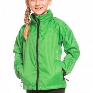 Mac in a Sac Kids Classic pieneen tilaan pakattava lasten varasadetakki vihreä