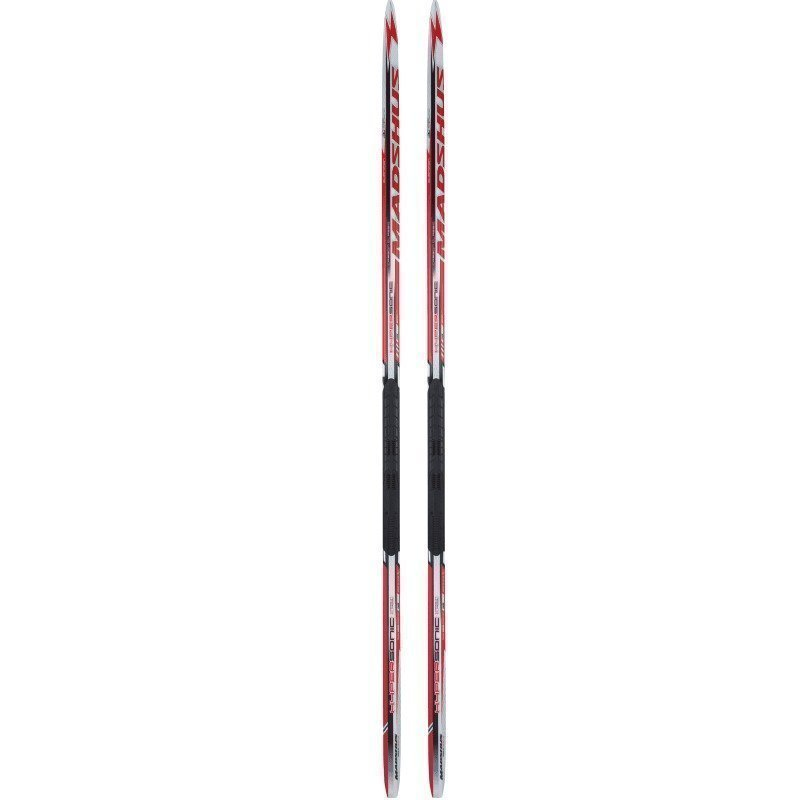 Madshus Hypersonic Carbon Classic 205 (95+ KG) RED/WHITE BLACK