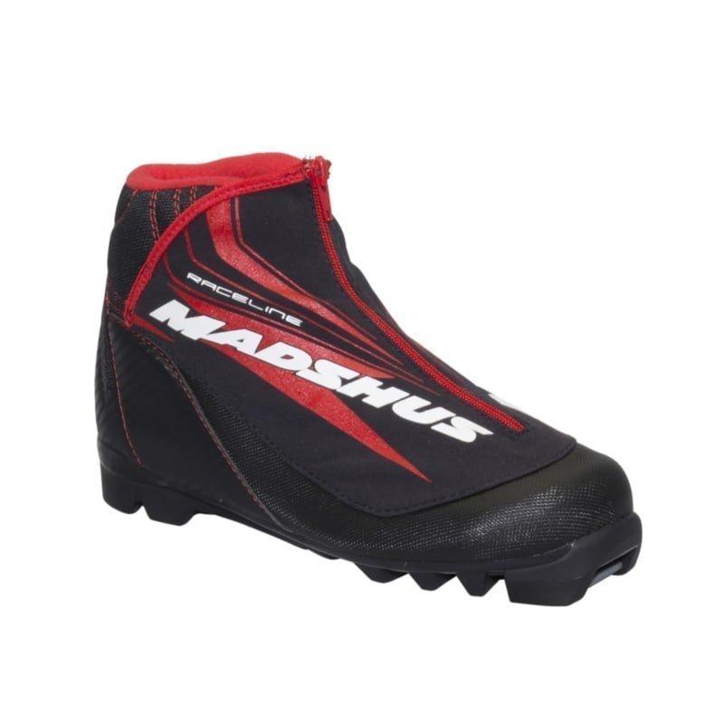 Madshus Raceline JR 30 Black/Red/White