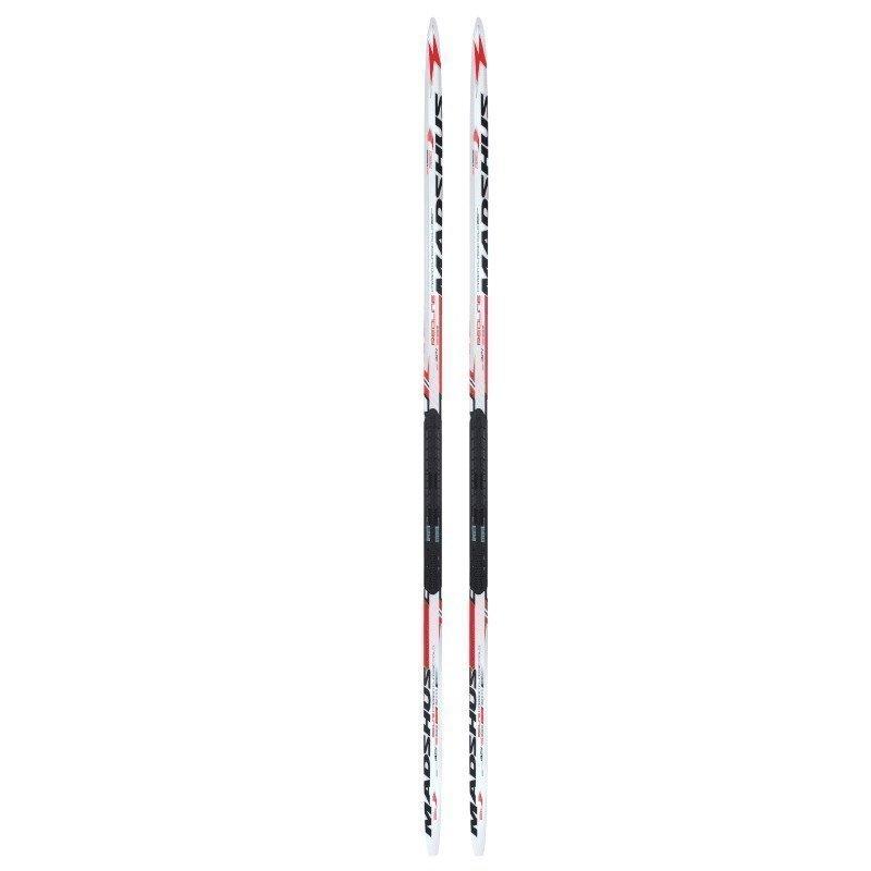 Madshus Redline Carbon Classic Cold 14/15 210 (95+ KG) White/Red/Black