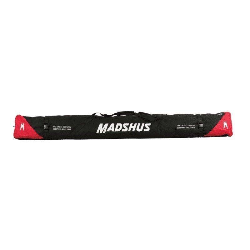 Madshus Ski Bag (5-6 Par) 1SIZE Black
