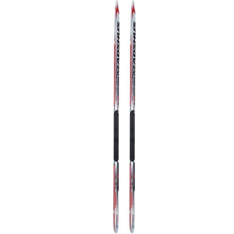 Madshus Terrasonic Classic 195 (60-75 KG) Grey/Red/Black
