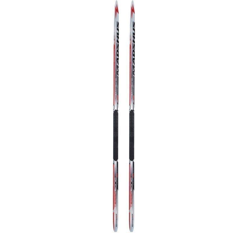 Madshus Terrasonic Classic 210 (65-80 KG) Grey/Red/Black