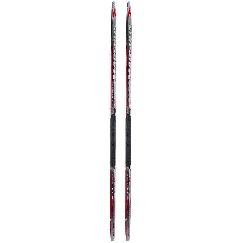 Madshus Ultrasonic MGV+ 185 (45-54 KG) Black/Red/Grey