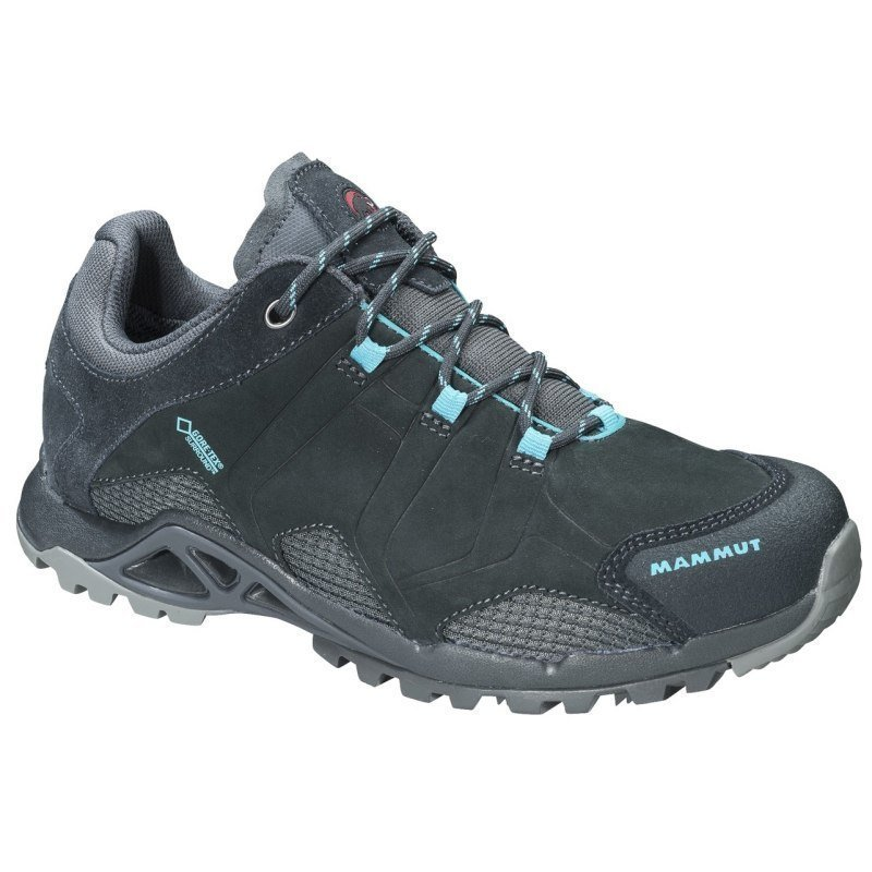 Mammut Comfort Tour Low GTX Surround 4.5 GRAPHITE-LIGHT PACIFIC