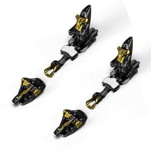 Marker Kingpin 10 75-100 Musta/kulta