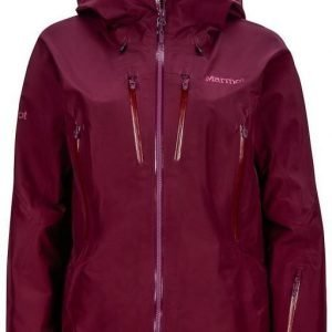 Marmot Alpinist Women's Jacket Purple L