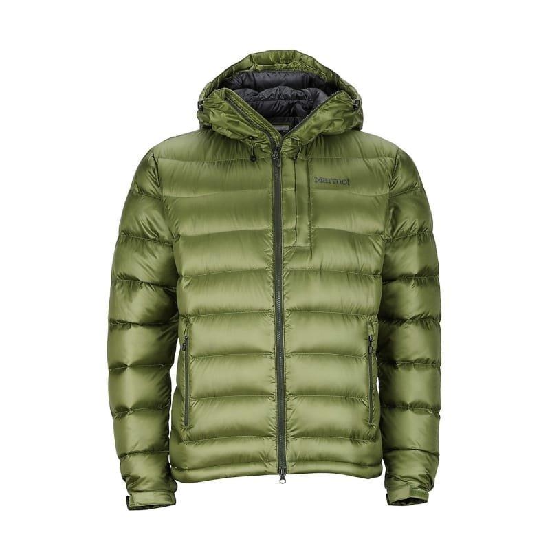 Marmot Ama Dablam Jacket S/M Alpine Green