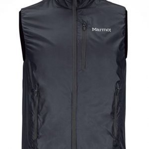 Marmot Ether DriClime Vest Musta M