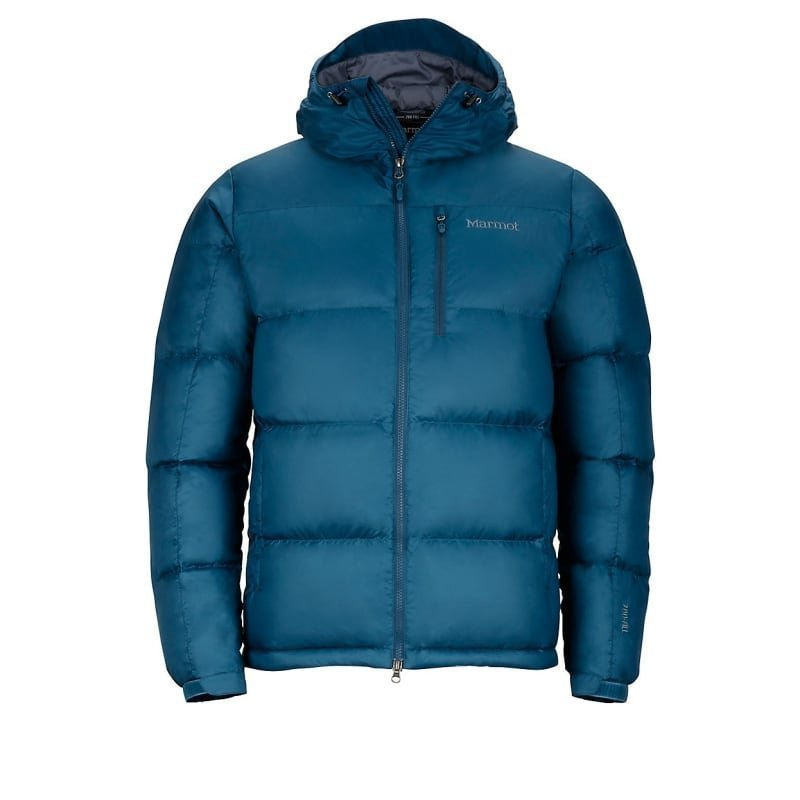 Marmot Guides Down Hoody L Denim
