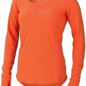 Marmot Helen LS oranssi XL