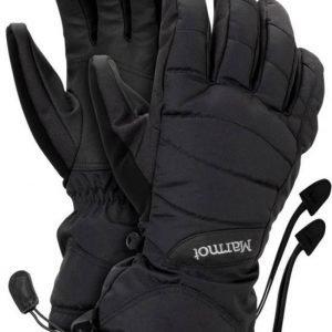 Marmot Moraine Glove Women Musta XS