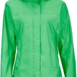 Marmot Precip Women's Jacket Vaaleanvihreä M