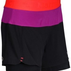 Marmot Pulse Short Girl's Musta 116