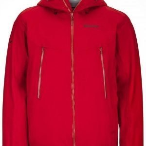 Marmot Red Star Jacket Red Punainen M