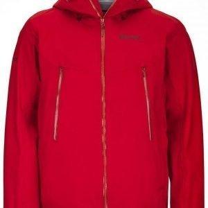 Marmot Red Star Jacket Red Punainen XXL