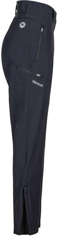 Marmot Scree W's Pants Musta 6