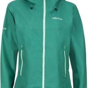 Marmot Starfire Jacket Women's Green Vihreä M