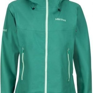 Marmot Starfire Jacket Women's Green Vihreä S