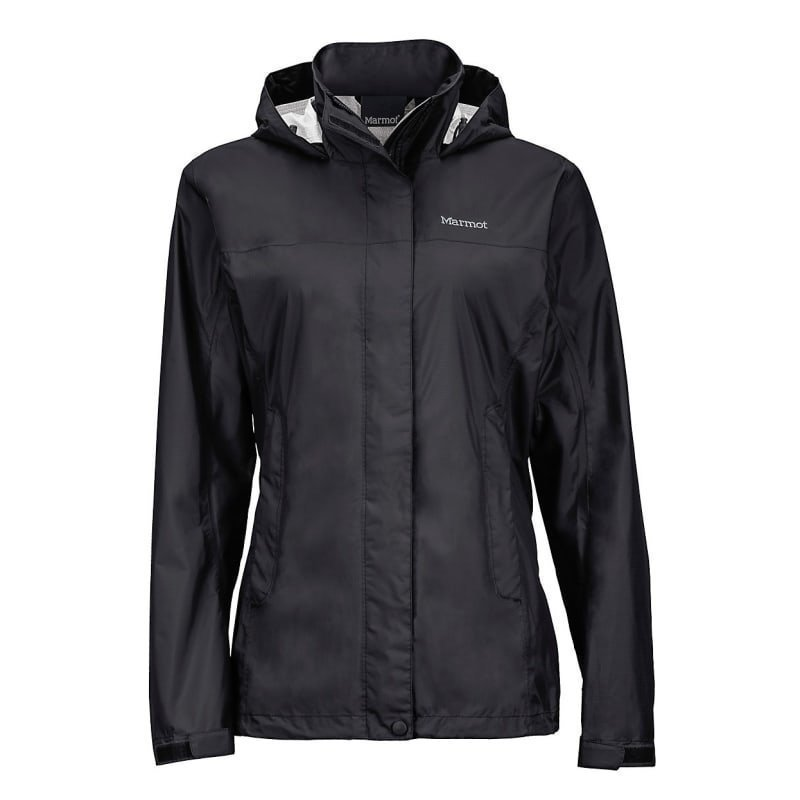 Marmot Women's PreCip Jacket L Black