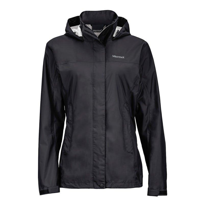 Marmot Women's PreCip Jacket XS Black