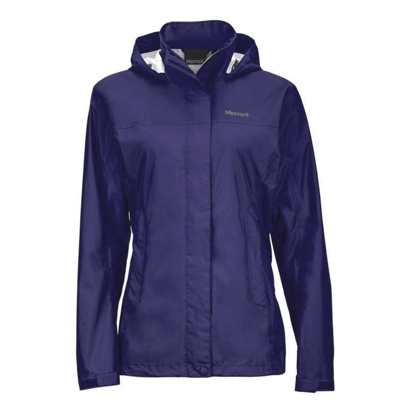 Marmot Women's PreCip Jacket XS Midnight Purple