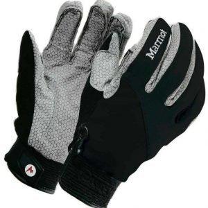 Marmot XT Glove Musta XL