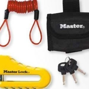 Master Lock jarrulevylukko