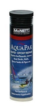McNett AquaPak Epoxy repair resin paikkausaine 50g