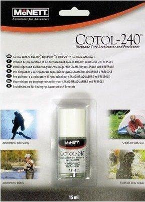 McNett Cotol 240 saumauksen kuivumisen nopeuttamisaine 15ml