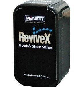 McNett ReviveX jalkineiden puhdistus- ja kiillotussieni