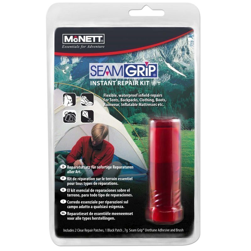 McNett SeamGrip Universal Repair Kit 1SIZE