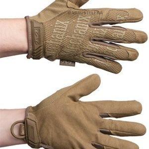 Mechanix Original Glove kojootinruskea