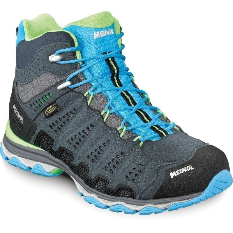 Meindl X-SO 70 Lady Mid GTX UK7 / EU41 Turquoise/Anthracite