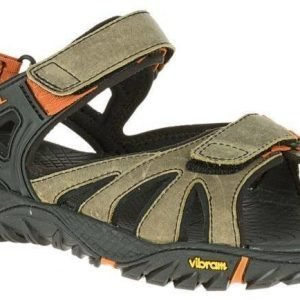 Merrell All Out Blaze Sieve Convertible Vaaleanruskea 44