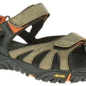 Merrell All Out Blaze Sieve Convertible Vaaleanruskea 45