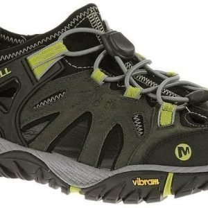 Merrell All Out Blaze Sieve Harmaa 46