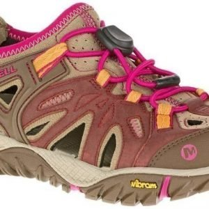 Merrell All Out Blaze Sieve Women's Punainen 39