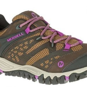 Merrell All Out Blaze Ventilator Gore-Tex Ruskea 37