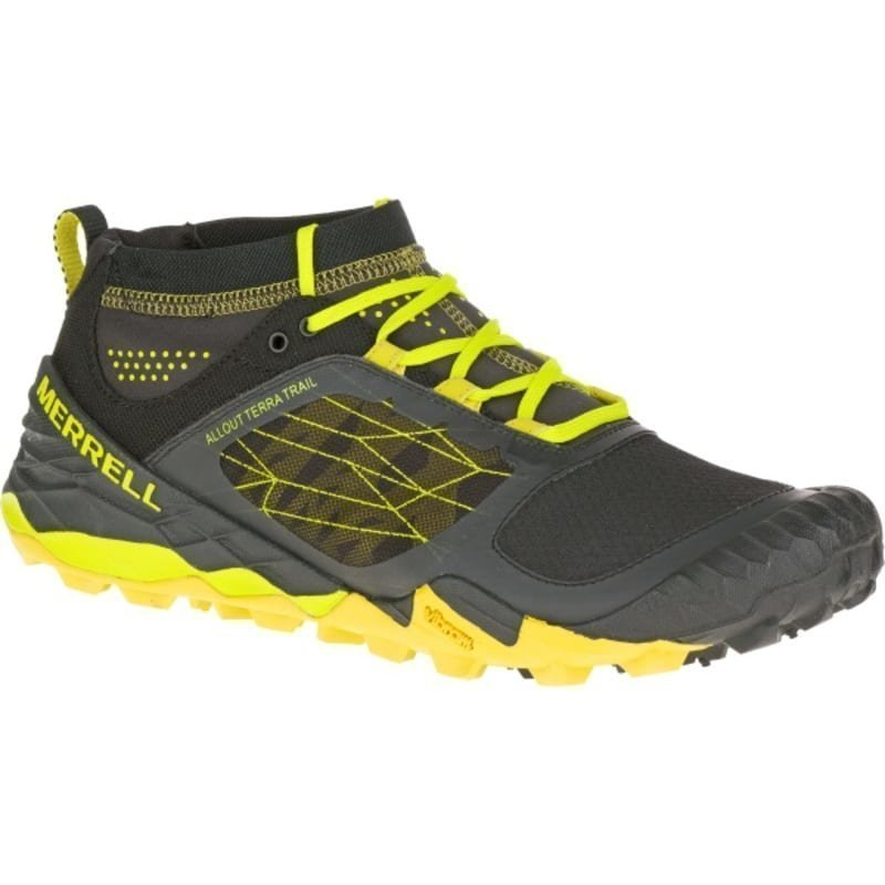 Merrell All Out Terra Trail 42 Yellow/Black