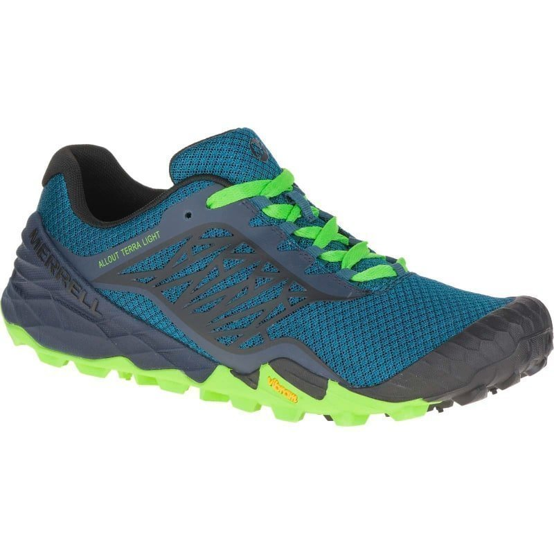 Merrell AllOut Terra Light Men's 40 Bright Blue