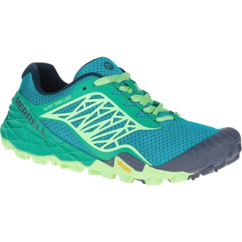 Merrell AllOut Terra Light Women's 36 Bright Green