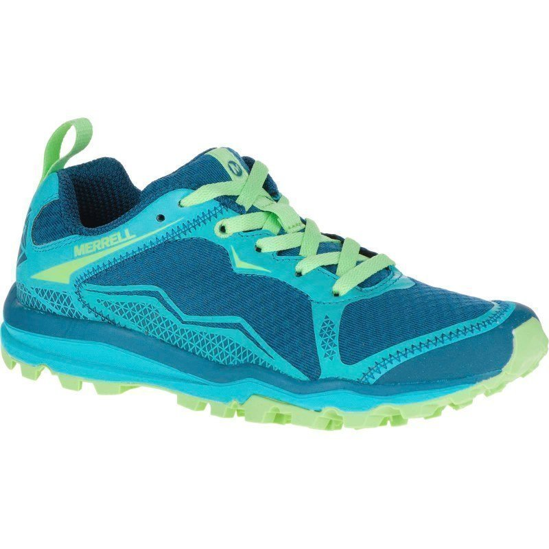 Merrell Allout Crush Light Women's 42 Bright Green