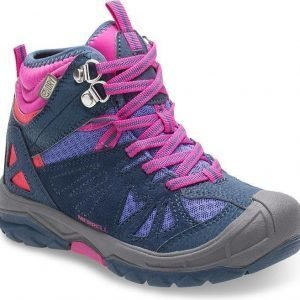 Merrell Capra Waterproof Kid Navy/Pink 28