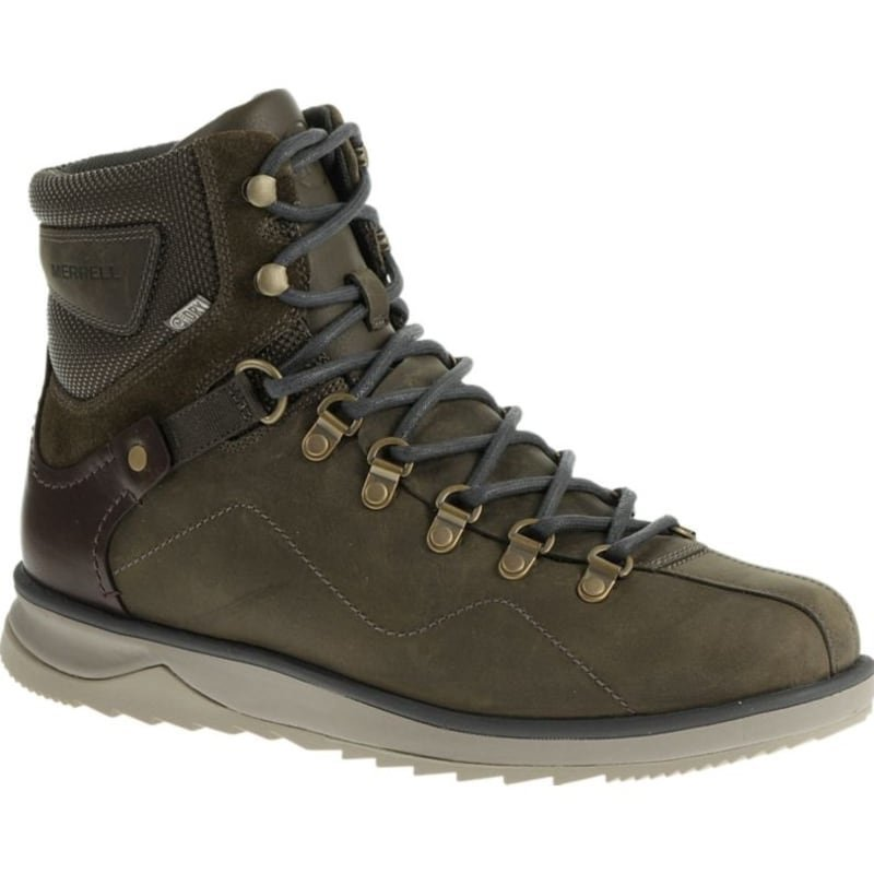 Merrell Epiction Polar Waterproof 46 Brown Sugar